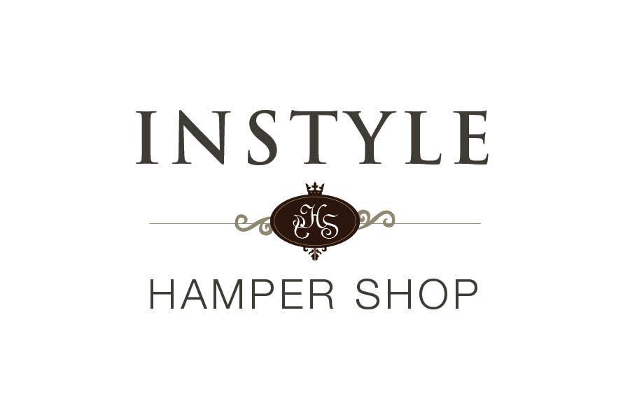 Entry 204 By Syazwind For Logo Design For Instyle Hamper Shop Freelancer