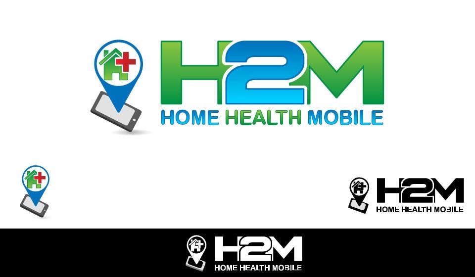 Конкурсная заявка №217 для Logo Design for Home Health Mobile: Quality assurance