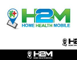 akshaydesai tarafından Logo Design for Home Health Mobile: Quality assurance için no 217