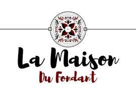 #35 untuk I need a logo /stamp to my new chocolate retail business. Stamp to be on chocolate and a commercial logo. Businee Name: La maison du fondant oleh janainabarroso