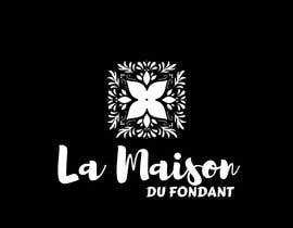 #40 untuk I need a logo /stamp to my new chocolate retail business. Stamp to be on chocolate and a commercial logo. Businee Name: La maison du fondant oleh janainabarroso