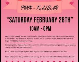 #12 untuk Design a Flyer for Pink-Falgar oleh phixi