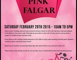 #11 untuk Design a Flyer for Pink-Falgar oleh sabhyata18