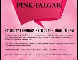 #20 untuk Design a Flyer for Pink-Falgar oleh sabhyata18