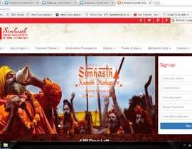#9 for website Design by ganupam021