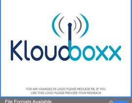 #4 , need a logo to be designed for our brand Kloudboxx, it's a box which provides free WiFi to the users 来自 jassingh787