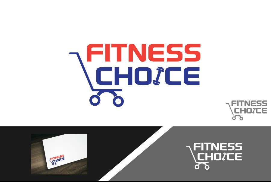 Inscrição nº                                         99                                      do Concurso para                                         Logo Design for Fitness Choice