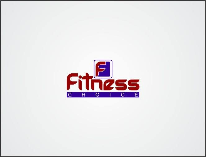 Proposition n°                                        180                                      du concours                                         Logo Design for Fitness Choice