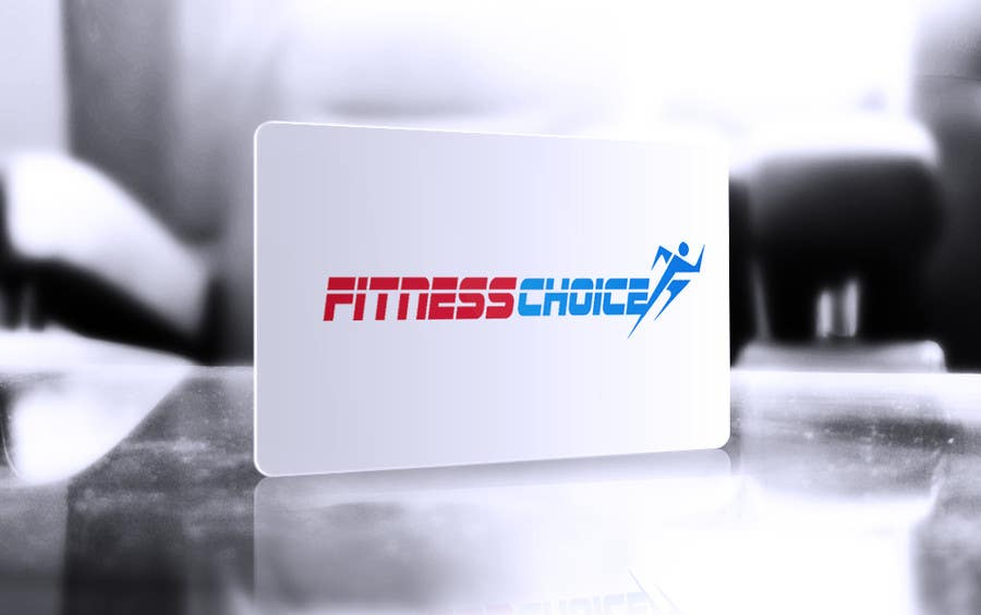 Proposition n°                                        143                                      du concours                                         Logo Design for Fitness Choice