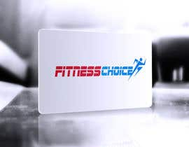#143 cho Logo Design for Fitness Choice bởi sarah07