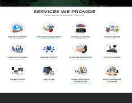 nº 7 pour Replace website with new theme, copy, photos and video par vikilara
