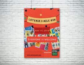 #50 for Design a Flyer - 2018 Loteria 5 Mile Run af KaziTareqShuvo