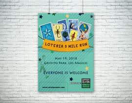 #70 for Design a Flyer - 2018 Loteria 5 Mile Run af KaziTareqShuvo