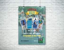 #71 for Design a Flyer - 2018 Loteria 5 Mile Run af KaziTareqShuvo