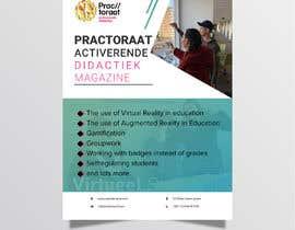 ekbalkabir007 tarafından Design a magazine cover about active learning (VR, AR, gamifcation, etc.) için no 8