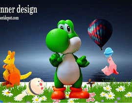 #3 , Create 3 banners for a Children's education toys website 来自 youshohag799