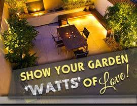 #18 para Design an Email Banner - Garden Lighting de rumyr
