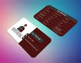 #155 for Design some Double Sided Business Cards by Sabbir888
