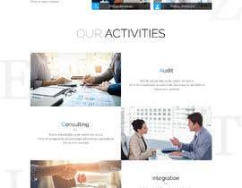 #8 cho site web 1 page (landing page style) bởi saidesigner87