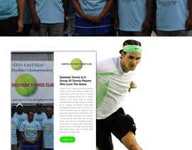 #33 for Create a Wordpress website for my tennis club af ajinkal