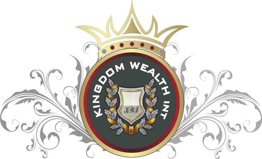 Bài tham dự cuộc thi #                                        48                                      cho                                         Design a Logo exuding KINGDOM WEALTH Int Realty