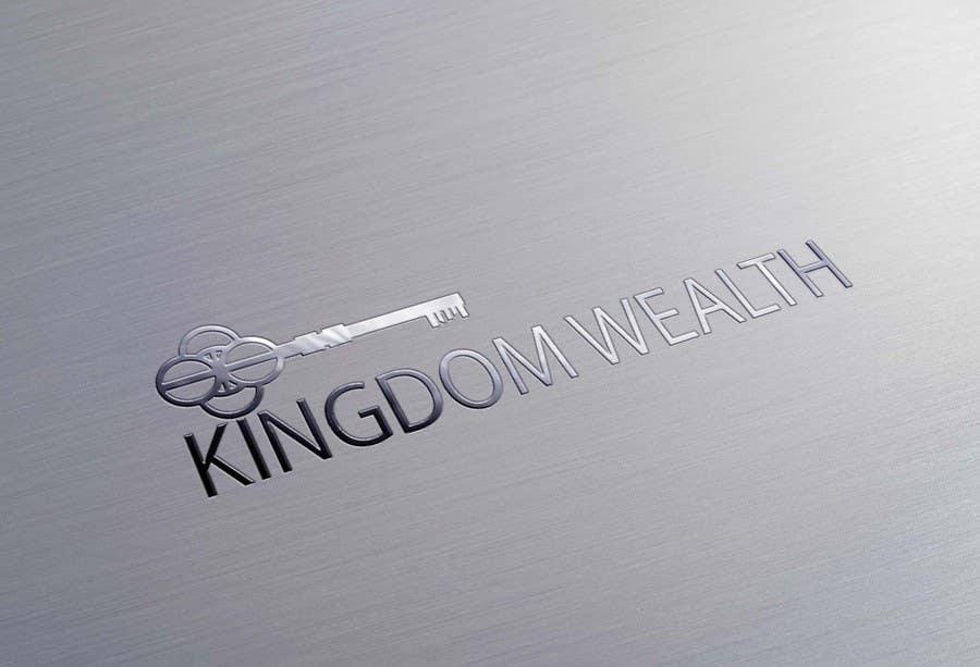 Bài tham dự cuộc thi #                                        42                                      cho                                         Design a Logo exuding KINGDOM WEALTH Int Realty
