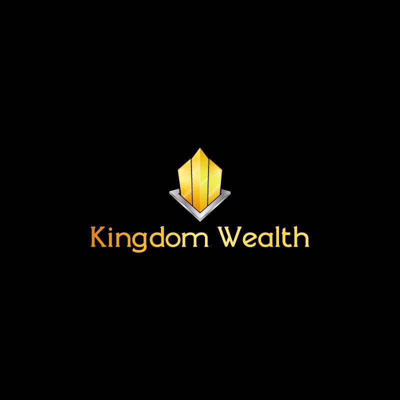Bài tham dự cuộc thi #                                        16                                      cho                                         Design a Logo exuding KINGDOM WEALTH Int Realty