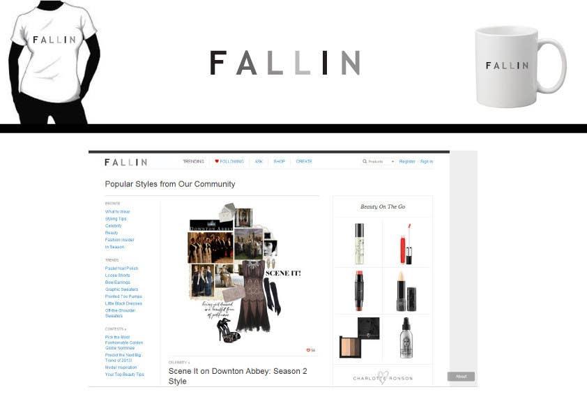 Inscrição nº 789 do Concurso para online fashion magazine logo