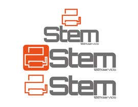 #96 para Re-diseñar un logotipo y banners para distribuidor de productos de ofimática de omarodesign