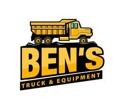 "#40 for ""Ben's Truck and Equipment"" Logo Design by jaywdesign"