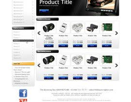 Zveki tarafından New Graphic Design for photo equipment web shop  www.thebouncingbox.com için no 10