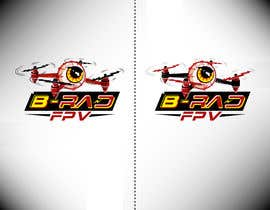 #106 for B-Rad FPV Gravitar, Avatar, Logo... by eliartdesigns