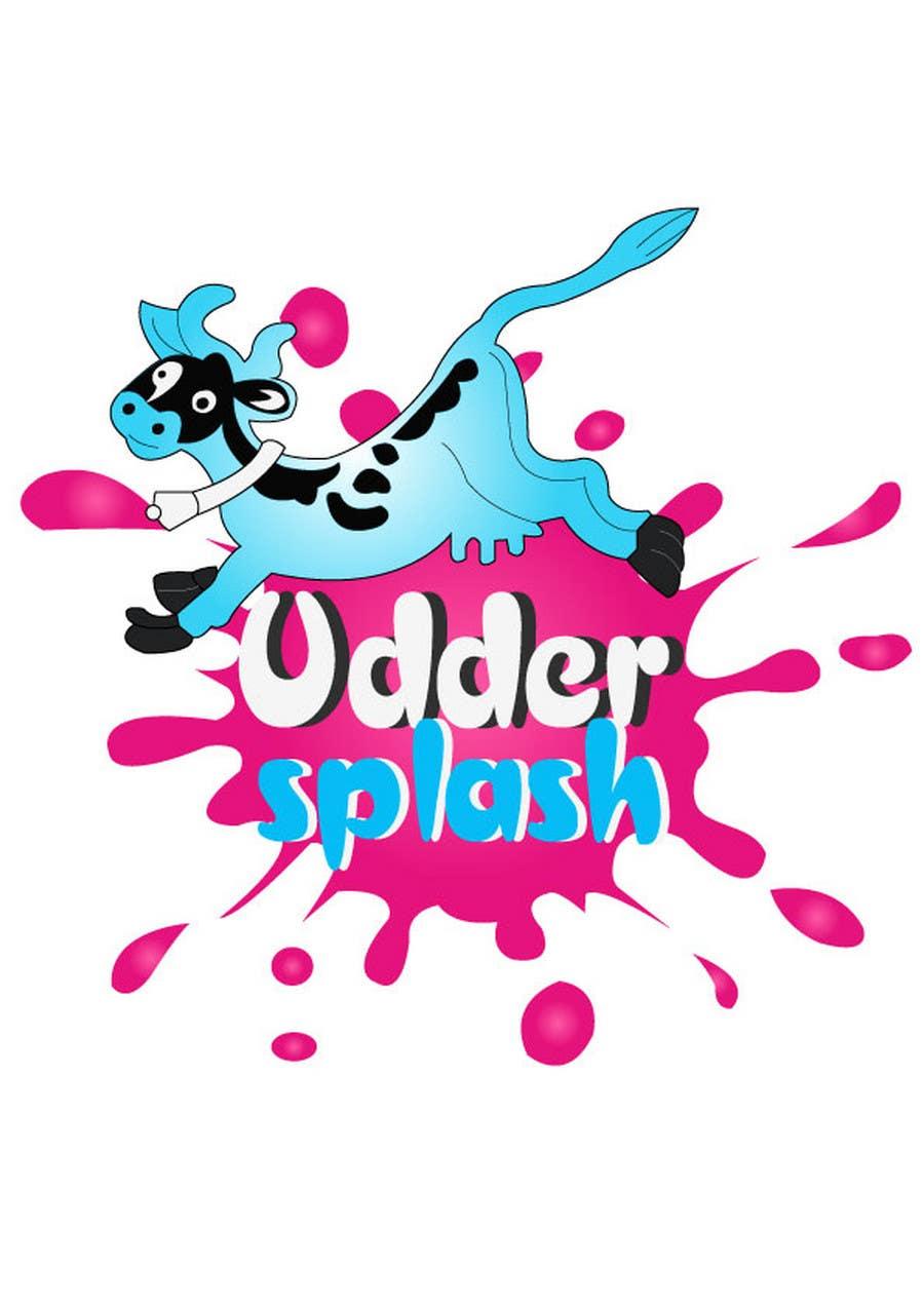 Wettbewerbs Eintrag #69 für Logo Design for Uddersplash