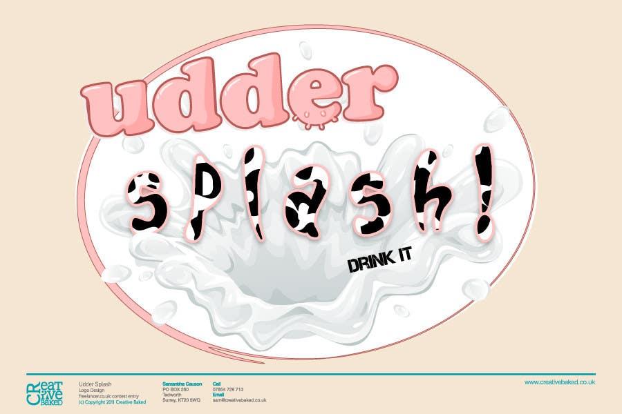 Příspěvek č. 63 do soutěže Logo Design for Uddersplash