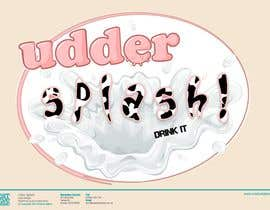 #63 pёr Logo Design for Uddersplash nga CreativeBaked