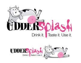 #57 para Logo Design for Uddersplash de lcoolidge