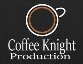 #51 for Design a Logo for Coffee Knight Productions by muslimb