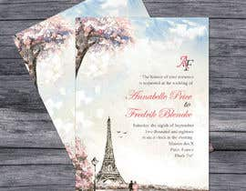 #84 para Design a wedding invitation de saifulalam1704