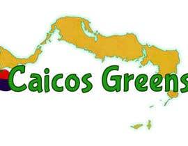 """Nro 5 kilpailuun Logo Design """"Caicos Greens"""" käyttäjältä nastasyaalt"""