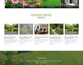 nº 36 pour Design homepage for website garden center par Rajdeep97800