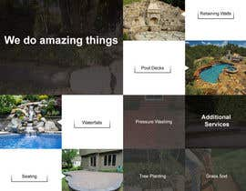 #34 for Create a Beautiful Single-Page Landscaping Website by nilanjanroy0