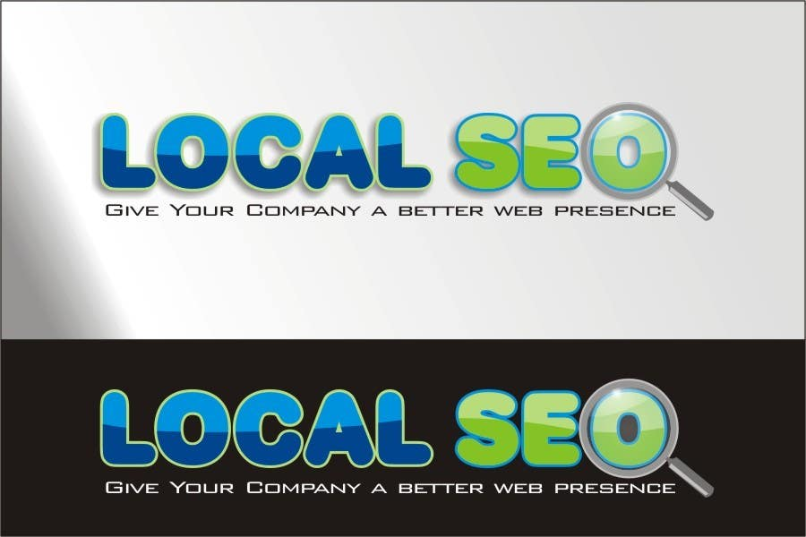 Kilpailutyö #300 kilpailussa Logo Design for Local SEO Inc