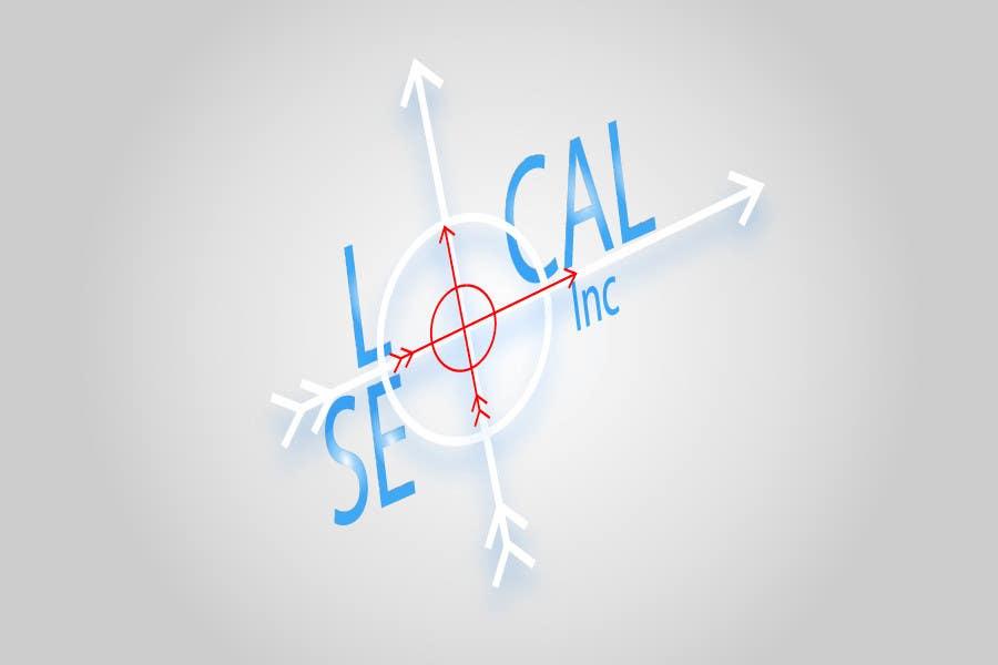 Kilpailutyö #237 kilpailussa Logo Design for Local SEO Inc