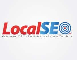#313 para Logo Design for Local SEO Inc por colgate