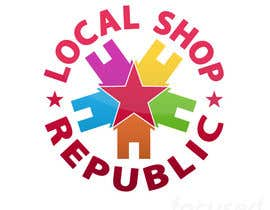 nº 218 pour Logo Design for Local Shop Republic par focused