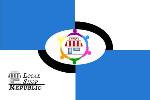 Конкурсная заявка №794 для Logo Design for Local Shop Republic