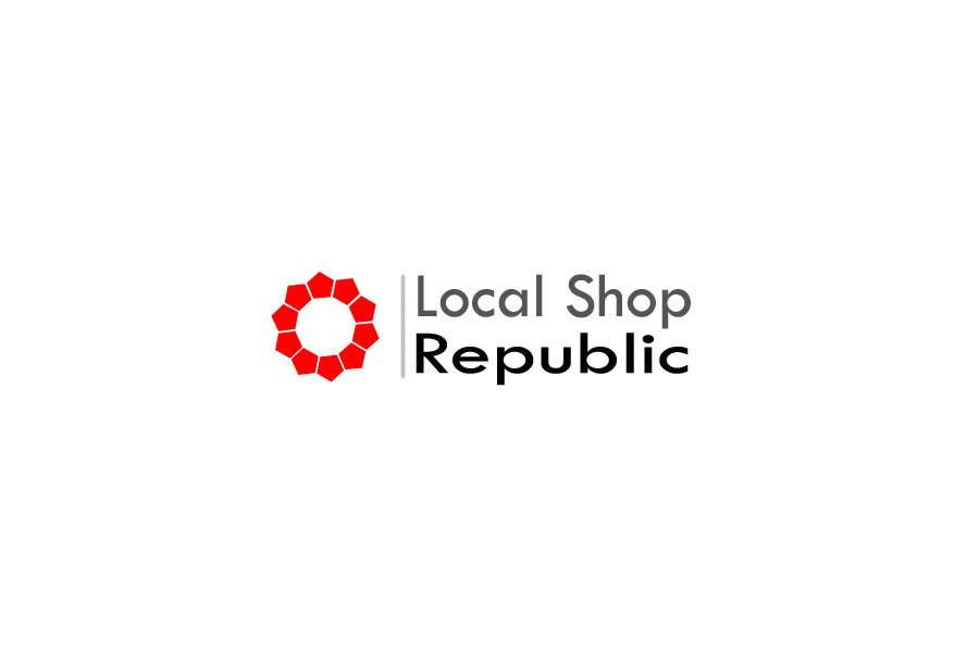 Конкурсная заявка №77 для Logo Design for Local Shop Republic