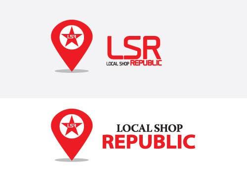 Конкурсная заявка №877 для Logo Design for Local Shop Republic