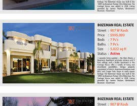 "#7 para Real Estate ""Top 10"" Page design. de tazulv2027"