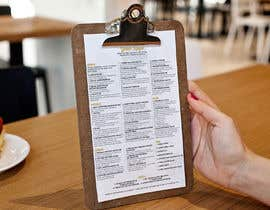 #6 cho I need a menu design concept bởi creartives
